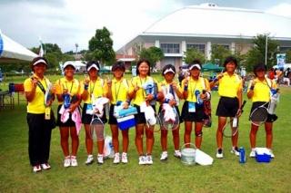 09全国中女子団体準優勝