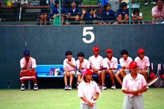 09全国中女子団体3位鵜川